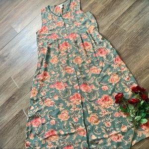 Pretty Vintage April Cornell Dress!